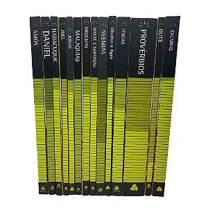 Coleção Antigo Testamento Hernandes Dias Lopes com 14 livros - Edição Limitada Ebenezer