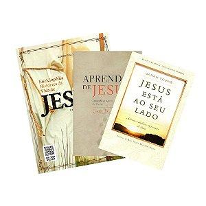 Combo Aprendendo Sobre Jesus - 3 Livros