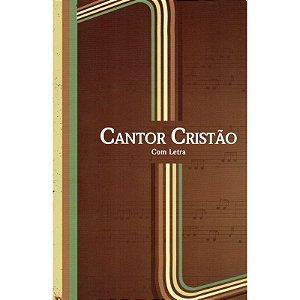 Cantor Cristão Grande Com Letra