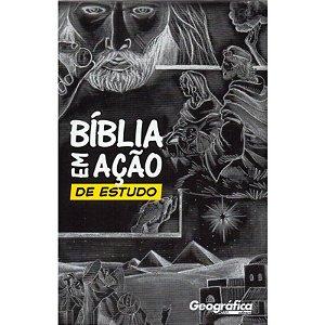 Bíblia Em Ação De Estudo