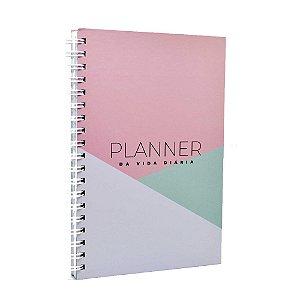 Planner Da Vida Diária Geométrico - Joyce Meyer