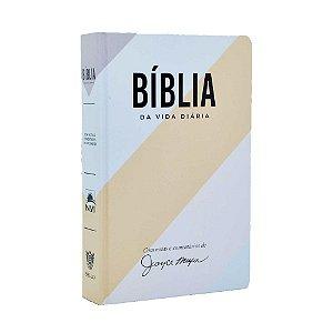 Bíblia De Estudo Joyce Meyer Capa Dura Reta