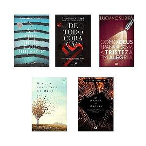 Combo Luciano Subirá 5 Livros