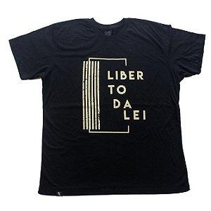 Camiseta - Liberto da lei