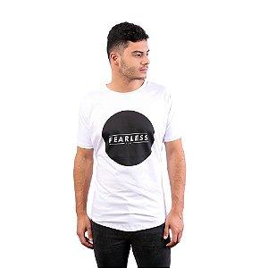Camiseta - Longline fearless