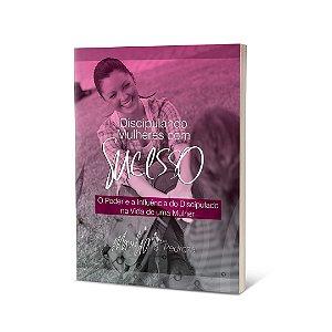 Livro - Discipulando mulheres com sucesso
