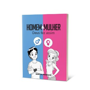 Livro - Homem & mulher