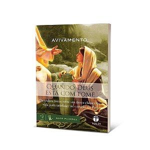 Livro - Quando Deus está com fome