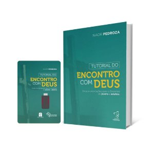 KIT - Tutorial do encontro com Deus (Livro + Pen drive)