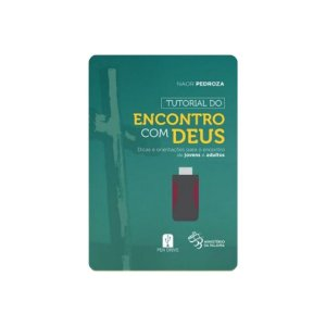 Pen Drive - Tutorial do encontro com Deus