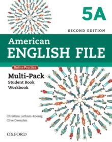 American English File 5A - Multipack (Student Book With Workbook And Online Practice) - Second Edition