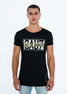Camiseta long LINE cau7