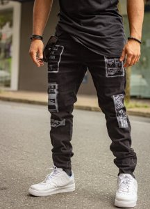 Calça Jeans Austin club