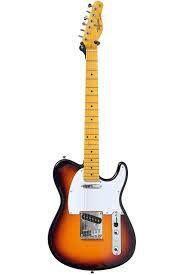 Guitarra Tagima Telecaster TW 55 Sunburst