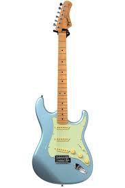 Guitarra Tagima Woodstock Tg530 Lake Blue