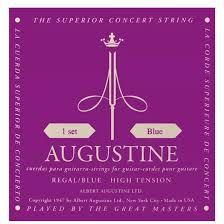 Encordoamento Agustine Regal Blue Tensão Alta Nylon