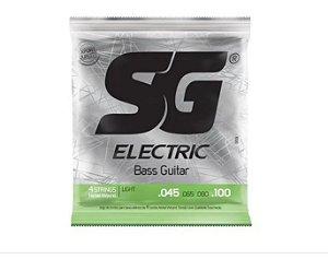 Encordoamento SG Baixo 0.45 4 cordas