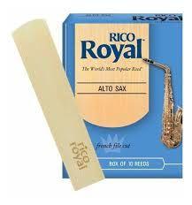 Palheta Rico Royal Saxofone Alto 2