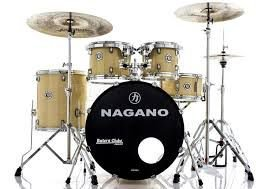 Bateria Nagano Garage Fusion 20 Natural Clear