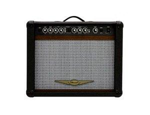 Amplificador Oneal OCG-200 Preto