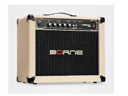Amplificador Borne Vorax 840 Creme