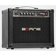 Amplificador Borne Vorax 840 Preto