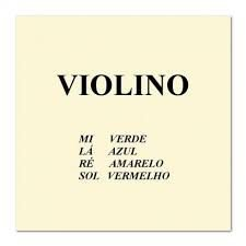 Encordoamento Mauro Calixto Violino 4/4