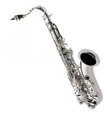 Saxofone Tenor Eagle em Sib ST503 Niquelado