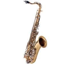 Saxofone Tenor Eagle em Sib ST503 Laque Ch Niquel