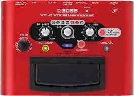 Pedal Boss VE-2 Voz