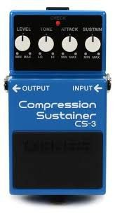 Pedal Boss CS-3 Compressor Sustainer