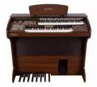 Órgão Tokai D2 Classic Wengue Marrom