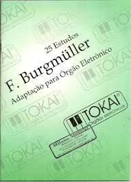 Metodo Orgão Burgmuller