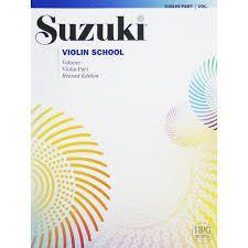 Metodo Violino Suzuki Volume 1