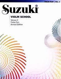 Metodo Violino Susuki Volume 2