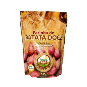 FARINHA DE BATATA DOCE - COOPERAFES