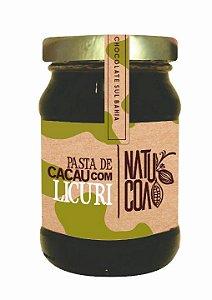 PASTA DE LICURI COM CACAU 210g - NATUCOA