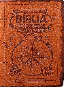 BÍBLIA DAS DESCOBERTAS - ADOLESCENTES