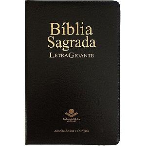 BÍBLIA SAGRADA - LETRA GRANDE ALMEIDA CORRIGIDA
