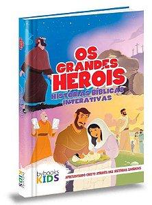 OS GRANDES HERÓIS