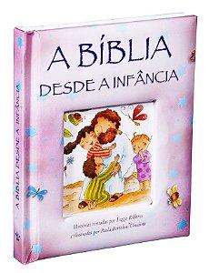 A BÍBLIA DESDE A INFÂNCIA - MENINAS