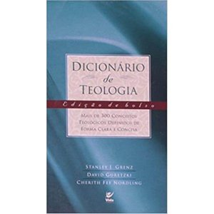 DICIONÁRIO DE TEOLOGIA