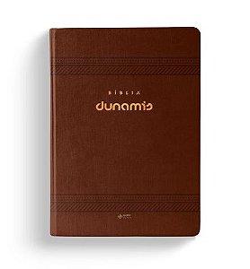 BÍBLIA DUNAMIS CLASSICA MARROM