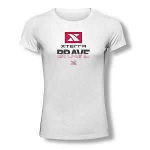 Camiseta Feminina Xterra Brave Branca