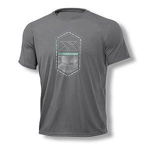 Camiseta Masculina Xterra Pill Chumbo