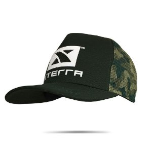 Boné Xterra Trucker Camuflado