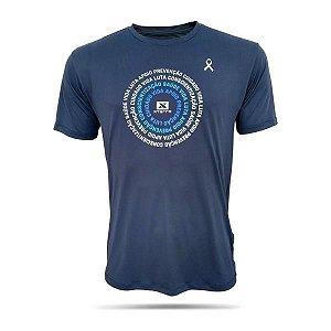 Camiseta Masculina X-DRY XTERRA Novembro Azul
