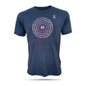Camiseta Masculina X-DRY XTERRA Outubro Rosa