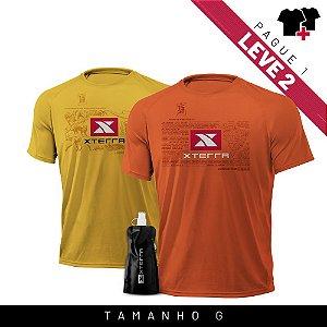 Xterra VR Survivor Kit Amarelo + Laranja G