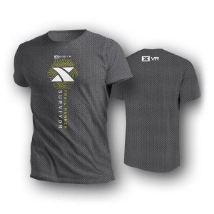 Xterra VR Trail Run 5K & 10K Camiseta Masculina